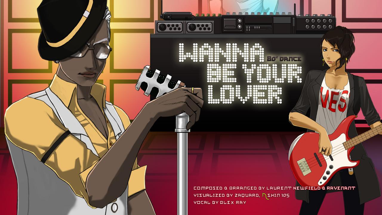 [네오위즈] 이미지- 디제이맥스 테크니타Q 신곡 'Wannabe Your Lover'.jpg